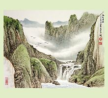 Taihang Mountain by aplcollections
