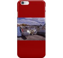 Mustang Alley @ Tyabb Air Show 2004 iPhone Case/Skin