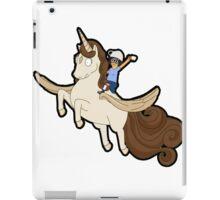Tina belcher unicorn iPad Case/Skin
