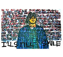 Smile (Eyedea Portrait) by xakskully