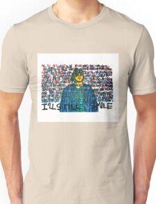 Smile (Eyedea Portrait) Unisex T-Shirt