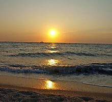 Cape May Sunset by Metaphoric13