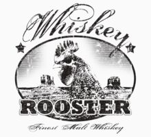 Rooster Whiskey - True Grit One Piece - Long Sleeve