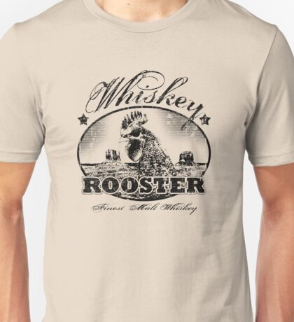 Rooster Whiskey - True Grit T-Shirt