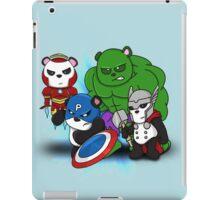 The PandAvengers iPad Case/Skin