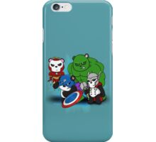 The PandAvengers iPhone Case/Skin