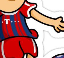 Thomas Mueller [Bayern Munich 2014] Sticker