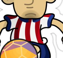 Koke [Atletico Madrid 2014] Sticker