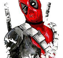 Deadpool by MattiWalker