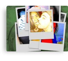 LOVE CONER Canvas Print