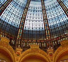 Galeries Lafayette by Rosina  Lamberti