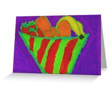 Still Life - Hannah B. Greeting Card