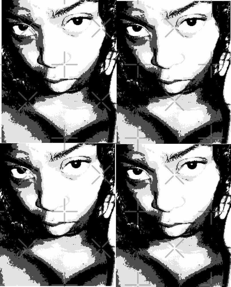 SELF PORTRAIT OF ME by aquinavortex