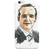 Agent Phil Coulson iPhone Case/Skin