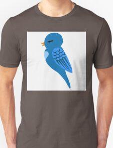 Adorable single cartoon bird T-Shirt