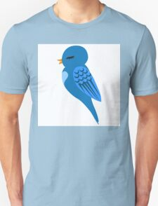 Adorable single cartoon bird T-Shirt