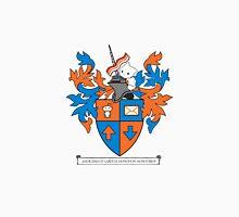 Reddit Coat of Arms with Cat Unisex T-Shirt