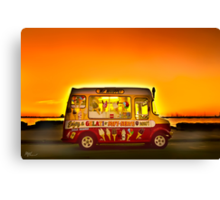 Mr Whippy Canvas Print