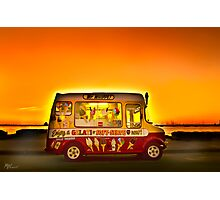 Mr Whippy Photographic Print