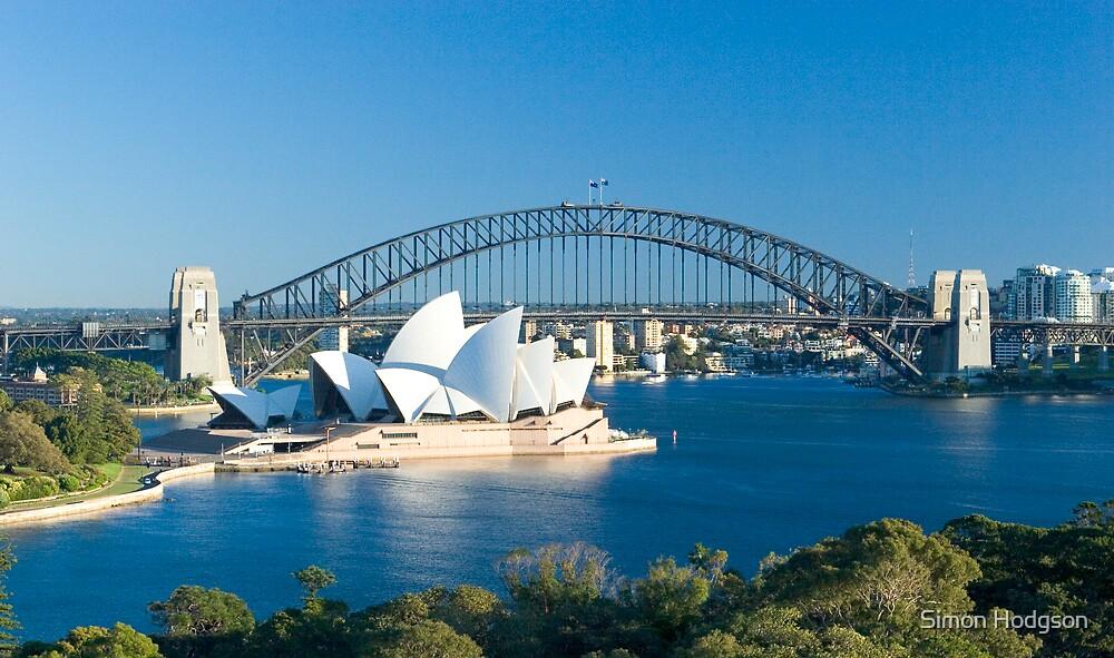 Icons of Sydney by Simon Hodgson