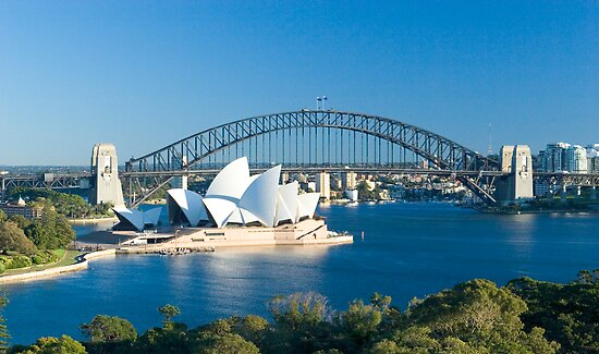 Icons of Sydney by Simon Hodgson