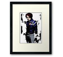 Gerard way my chemical romance  Framed Print
