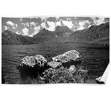 Dove Lake, Cradle Mountain Poster