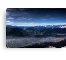 Southwards Canvas Print