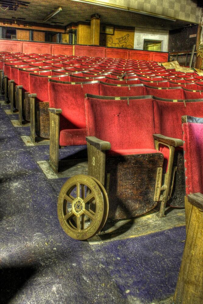 Reely good seats by Richard Shepherd