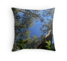 BIG SHOTS Throw Pillow