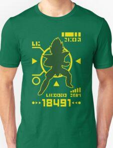 DBZ - Saiyan Power Over 18000 Unisex T-Shirt