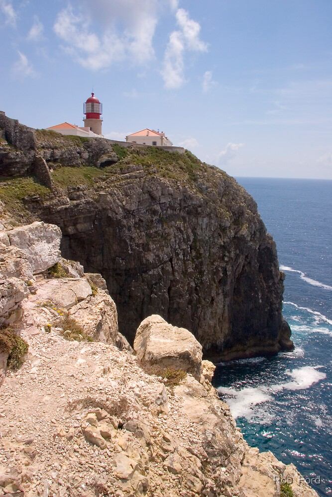 Cape St. Vincent by Rob  Ford