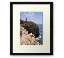 Cape St. Vincent Framed Print