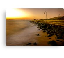 Point Ormond Beacon Canvas Print