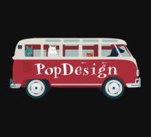 POPDESIGN VAN by popdesign