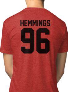 #LUKEHEMMINGS, 5 Seconds of Summer  Tri-blend T-Shirt