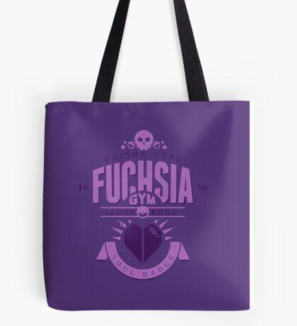 Fuchsia Gym Tote Bag
