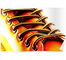 timberland boot Poster