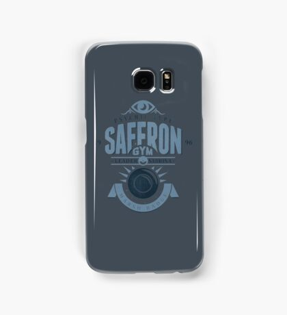 Saffron Gym Samsung Galaxy Case/Skin