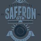 Saffron Gym by Azafran