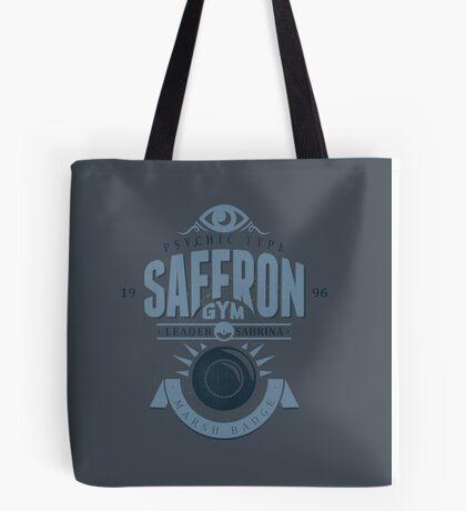 Saffron Gym Tote Bag