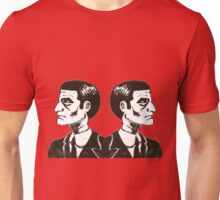 Glover As Cooper (double version) Unisex T-Shirt