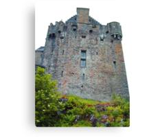 Eilean Donan Castle V Canvas Print