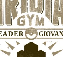 Viridian Gym Sticker