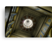 Ornate Ceiling Canvas Print