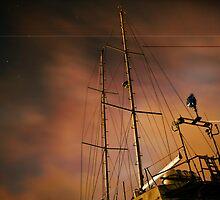 The Pirate Ship by Jódís Eiríksdóttir