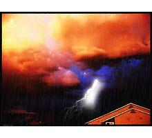 Summer Storm Photographic Print