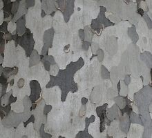 Camoflage Tree by weallareone