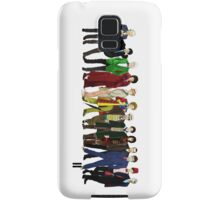 Doctor Who - The 13 Doctors Samsung Galaxy Case/Skin