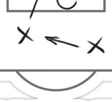 Sweaty Goal Sticker